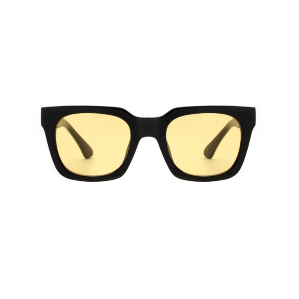 "Слънчеви очила ""Nancy Black/Yellow""  AKjærbede"