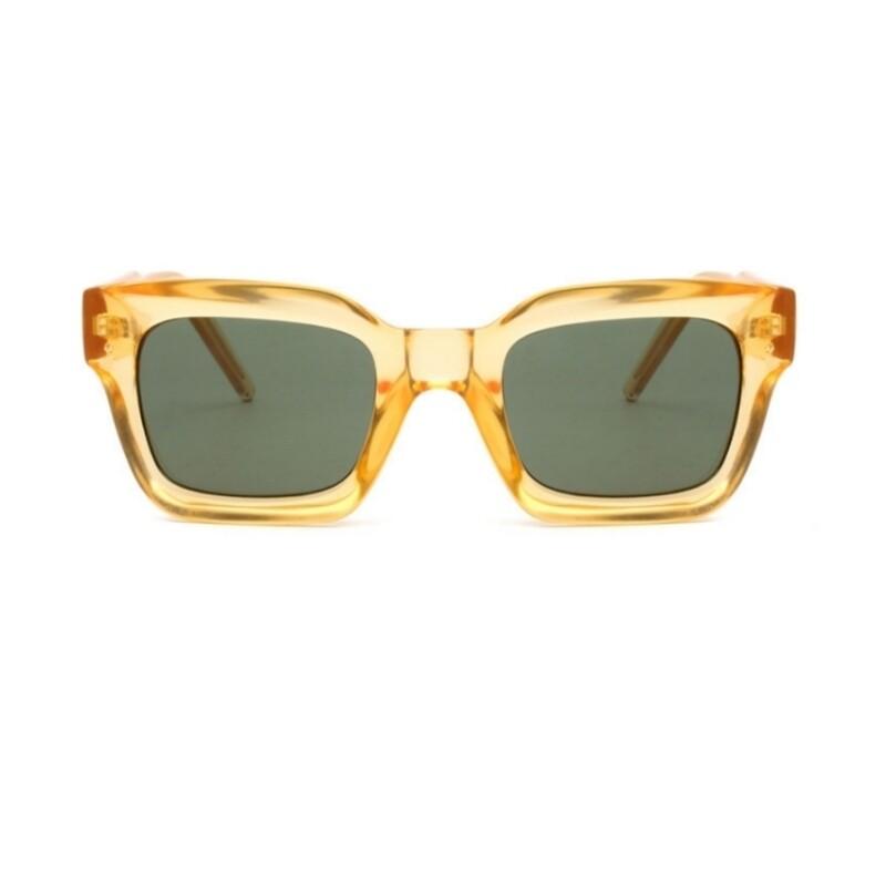 "Слънчеви очила ""Gigi Yellow Transparent"" A.Kjærbede"