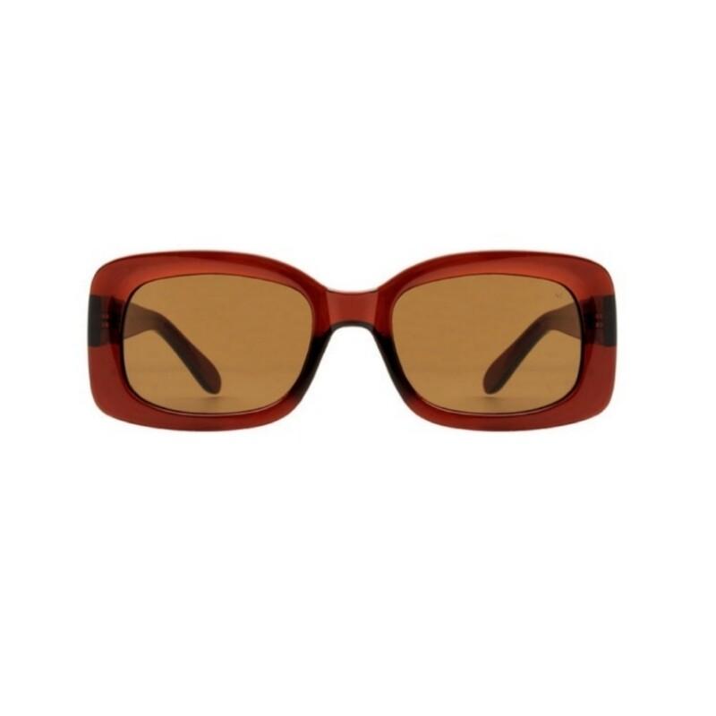 "Слънчеви очила ""Salo Brown Transparent"" A.Kjærbede"