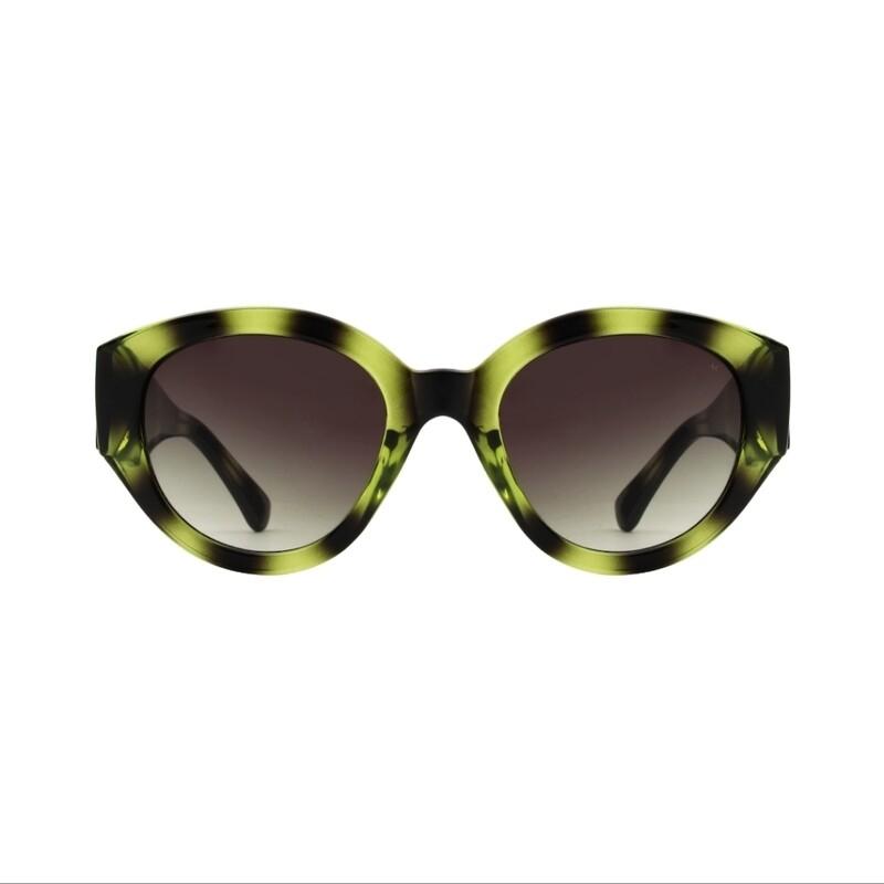 "Слънчеви очила ""Big Winnie Demi Olive"" A.Kjærbede"