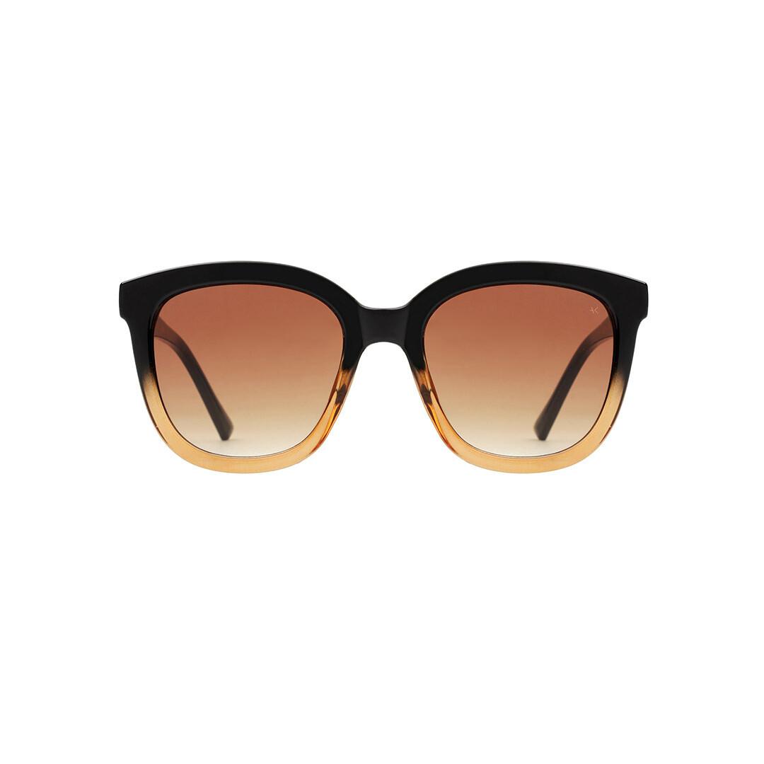 "Слънчеви очила ""Billy Black/Brown Transparent"" A.Kjærbede"