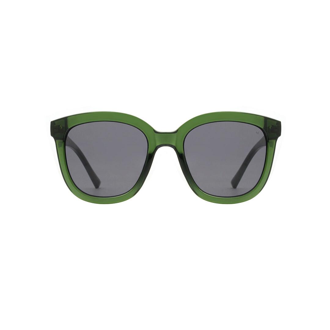 "Слънчеви очила ""Billy Dark Green Transparent"" A.Kjærbede"
