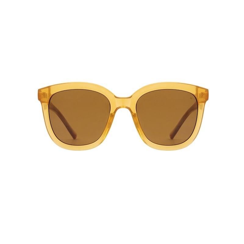 "Слънчеви очила ""Billy Light Brown Transparent"" A.Kjærbede"
