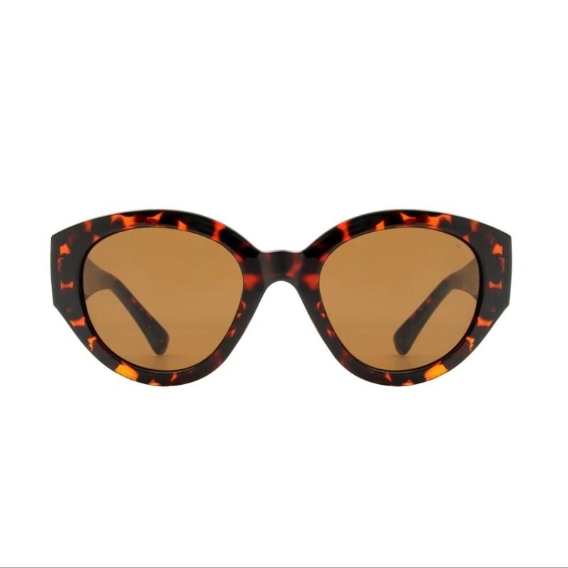 "Слънчеви очила ""Big Winnie Demi Tortoise"" A.Kjærbede"