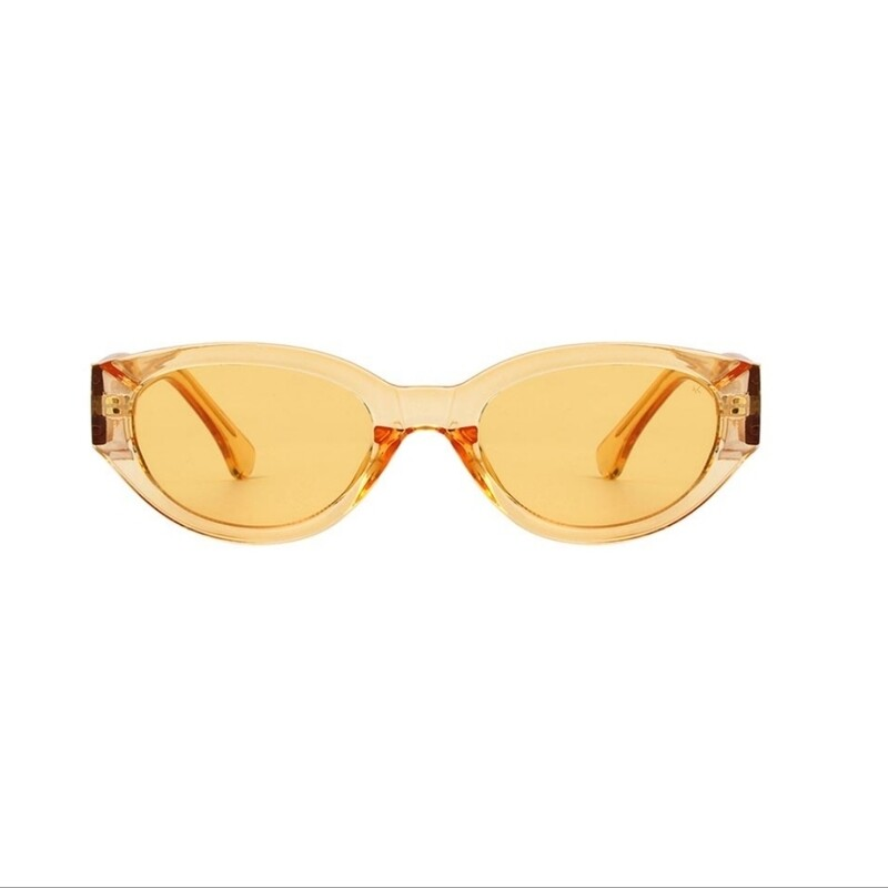 "Слънчеви очила ""Winnie Yellow Transparent"" A.Kjærbede"