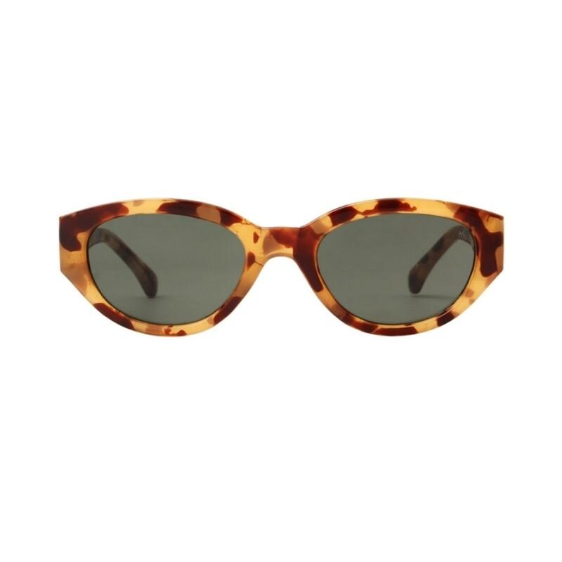 "Слънчеви очила ""Winnie Demi Light Brown"" A.Kjærbede"