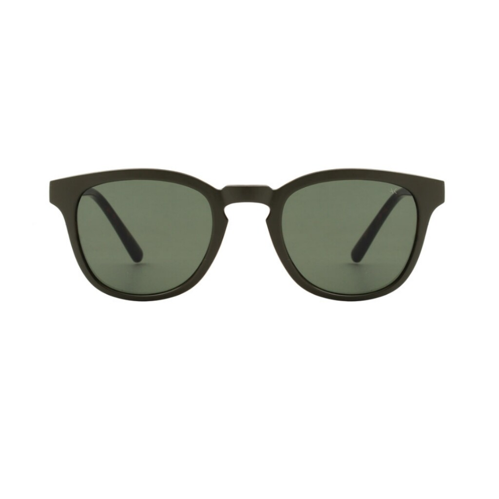 "Слънчеви очила ""Bate Dark Olive Green"" A.Kjærbede"