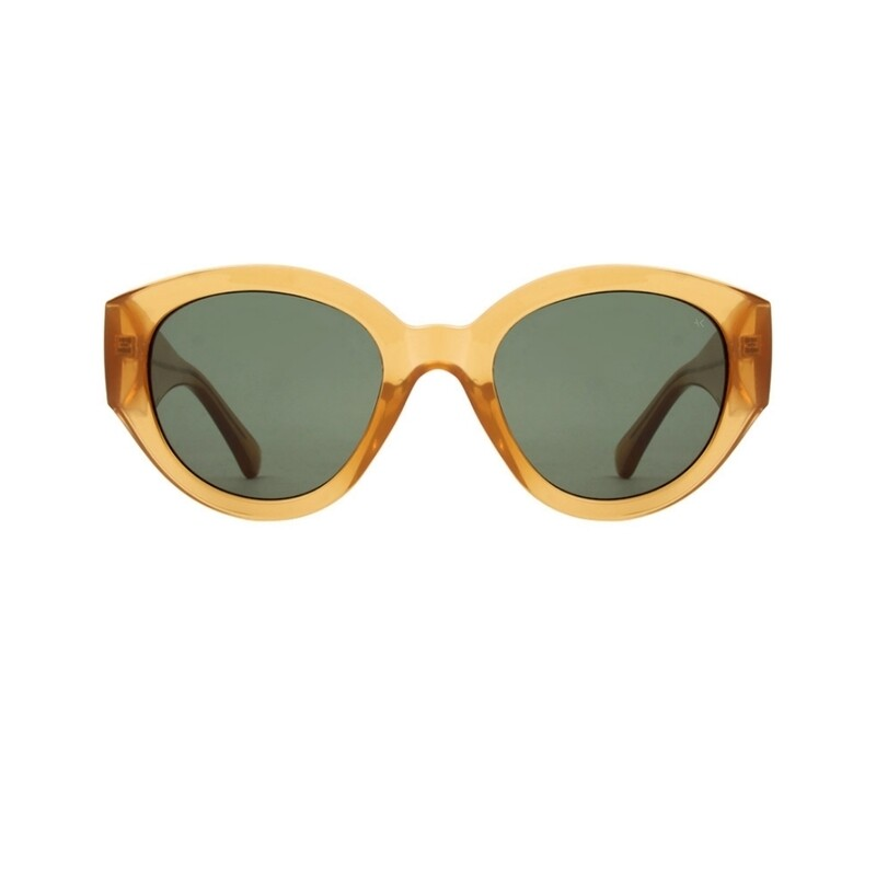 "Слънчеви очила ""Big Winnie Light Brown"" A.Kjærbede"