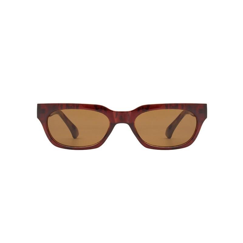 "Слънчеви очила ""Bror Brown /Demi Light Brown Transparent "" A.Kjærbede"