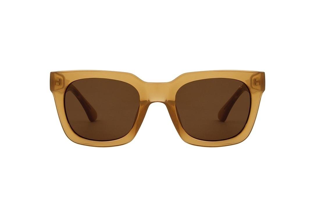"Слънчеви очила ""Nancy Light Brown Transparent ""  AKjærbede"
