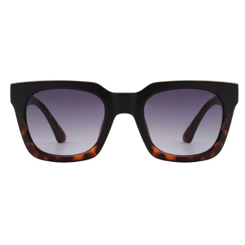 "Слънчеви очила ""Nancy Black Demi Totoise""  A.Kjærbede"