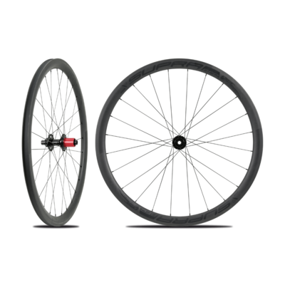WHEELSET SUPRA RFC 38 ELITE DISC