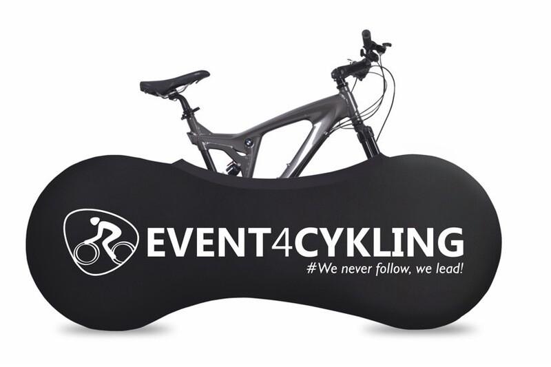 E4C Bike Cover - beskyttelsesstrømpe til cyklen