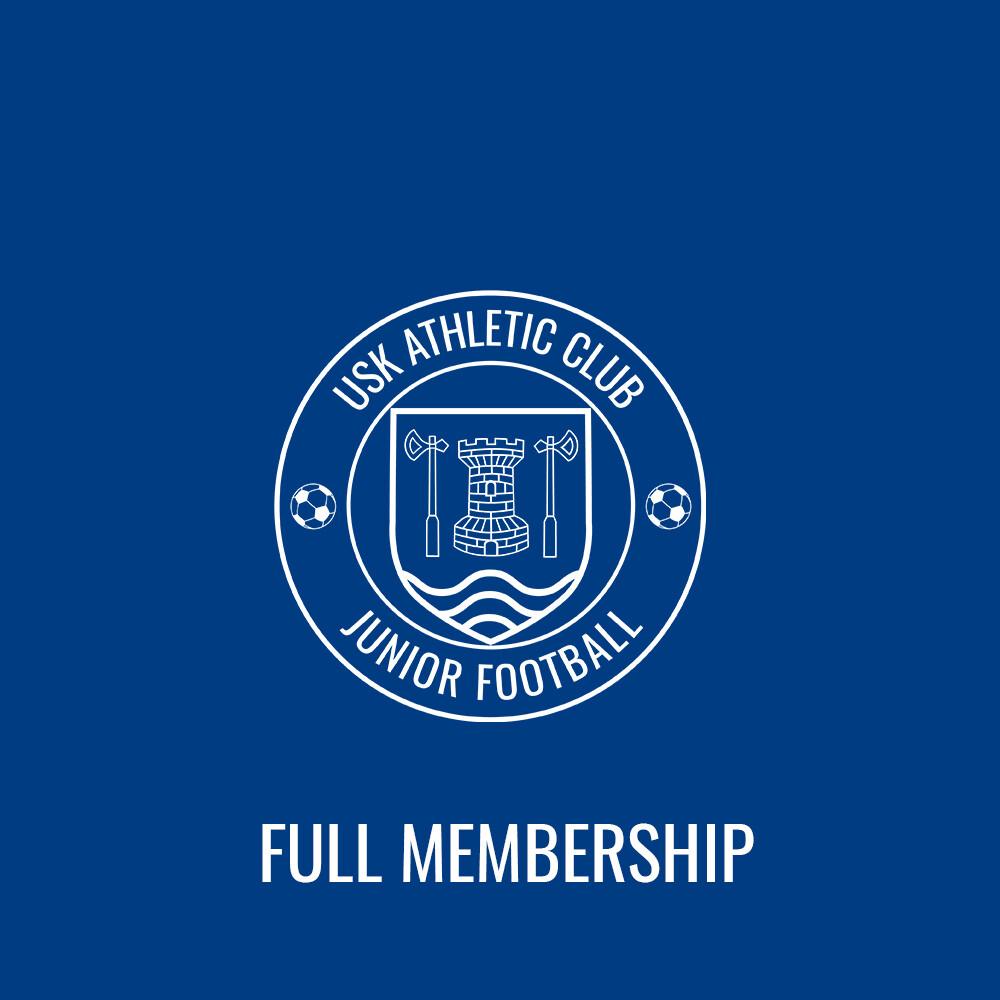 Usk JFC Full Membership