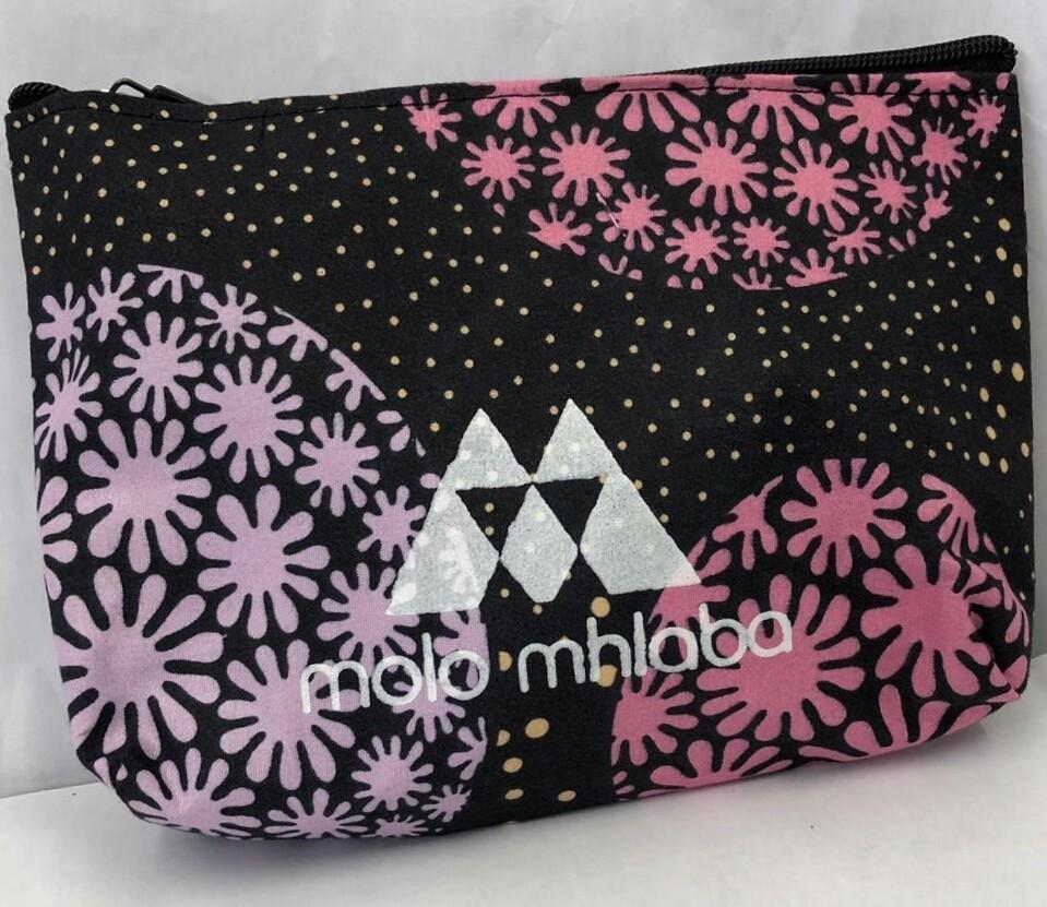 Mhlaba makeup/pencil bag