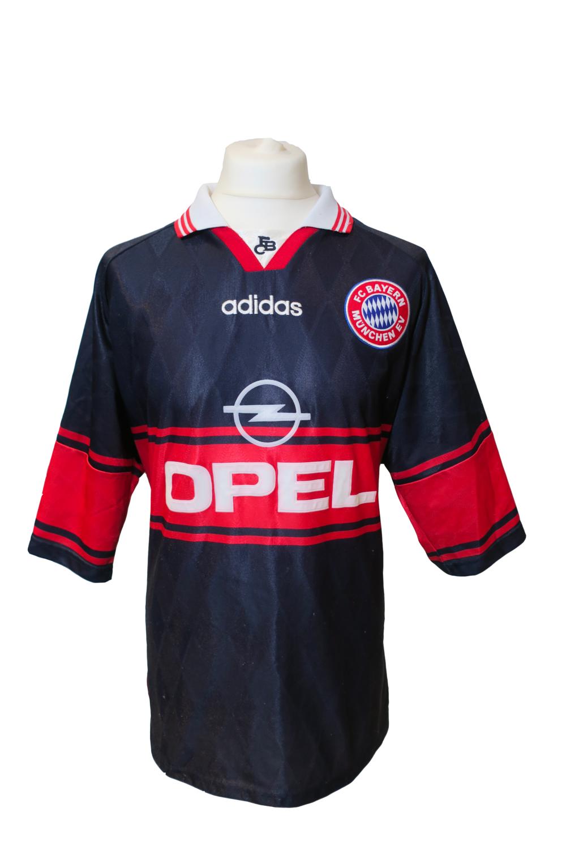Maillot Bayern Munich Home 1997 - 1998