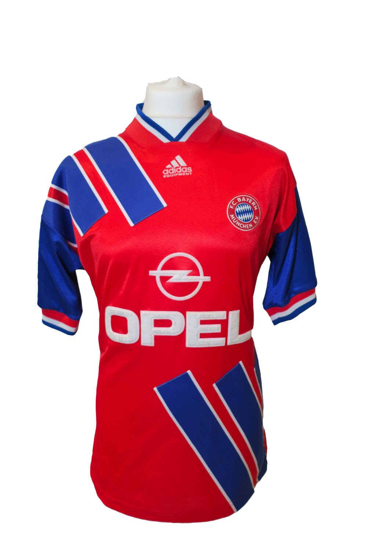 Maillot Bayern Munich 1994-1995