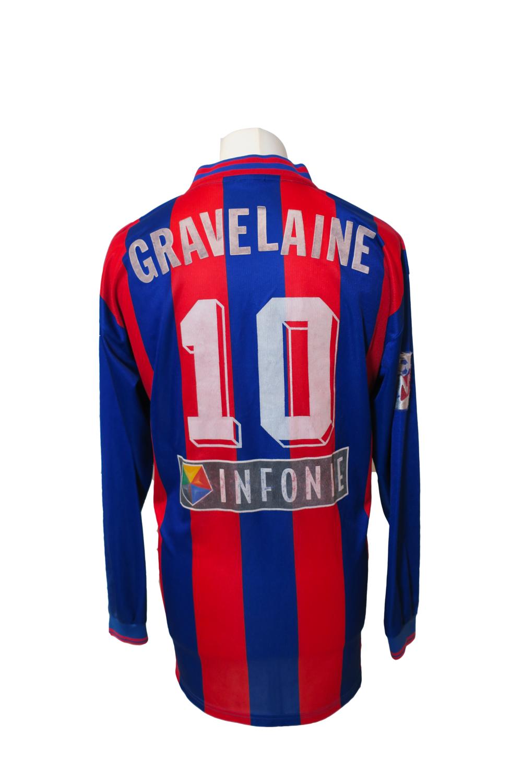 Maillot Caen Gravelaine Isigny 2000