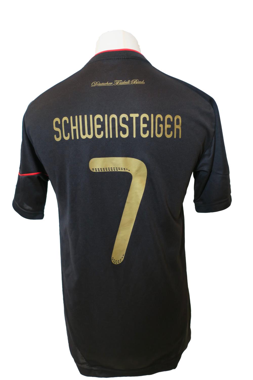 Maillot Allemagne Away 2010 Schweinsteiger