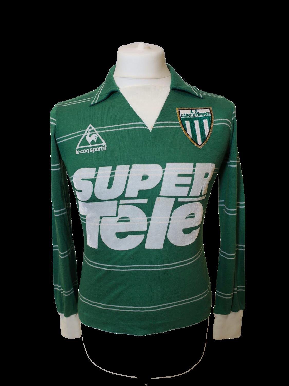 Maillot AS Saint-Etienne 1980-81