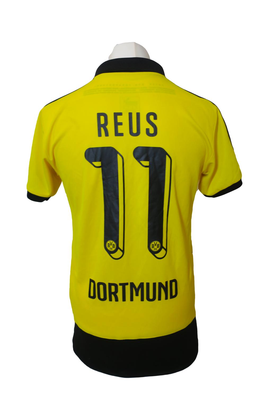Maillot Borussia Dortmund  Home 2015/16 #11 Reus