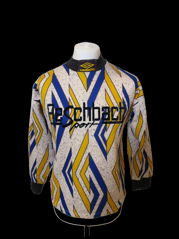 Maillot Gardien Umbro 1993-95