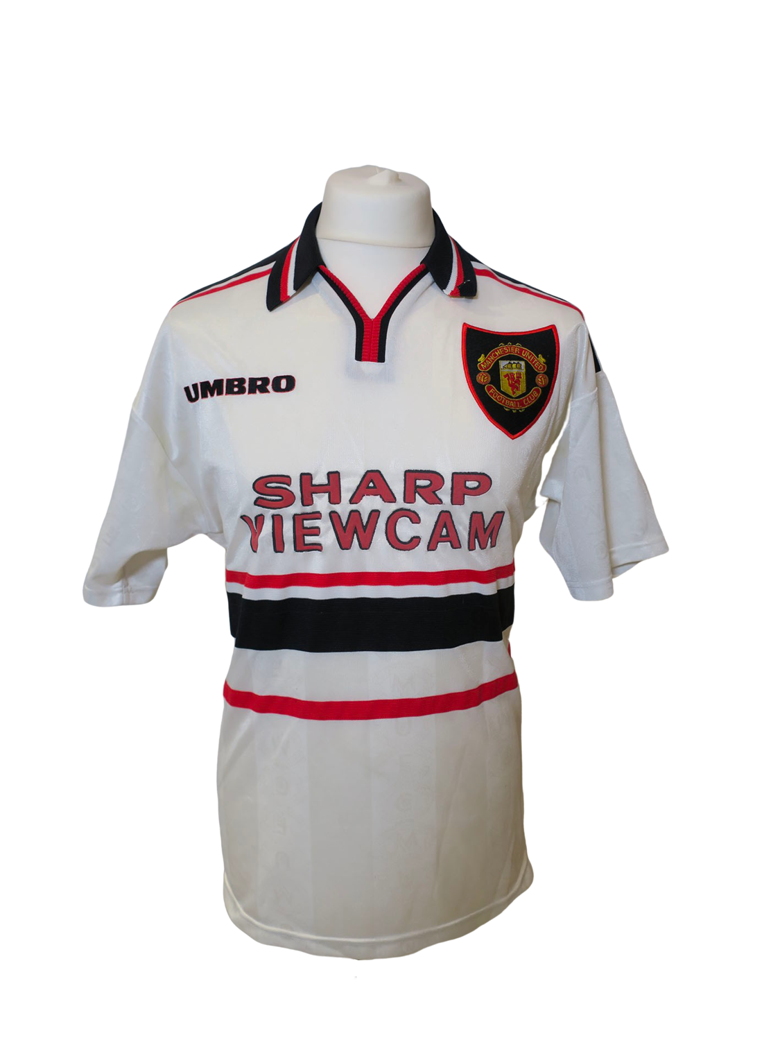 Maillot Manchester United Away 1997-98