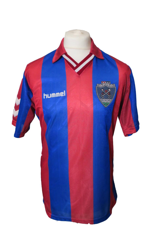Maillot Grupo Desportivo de Chaves 1999-2000