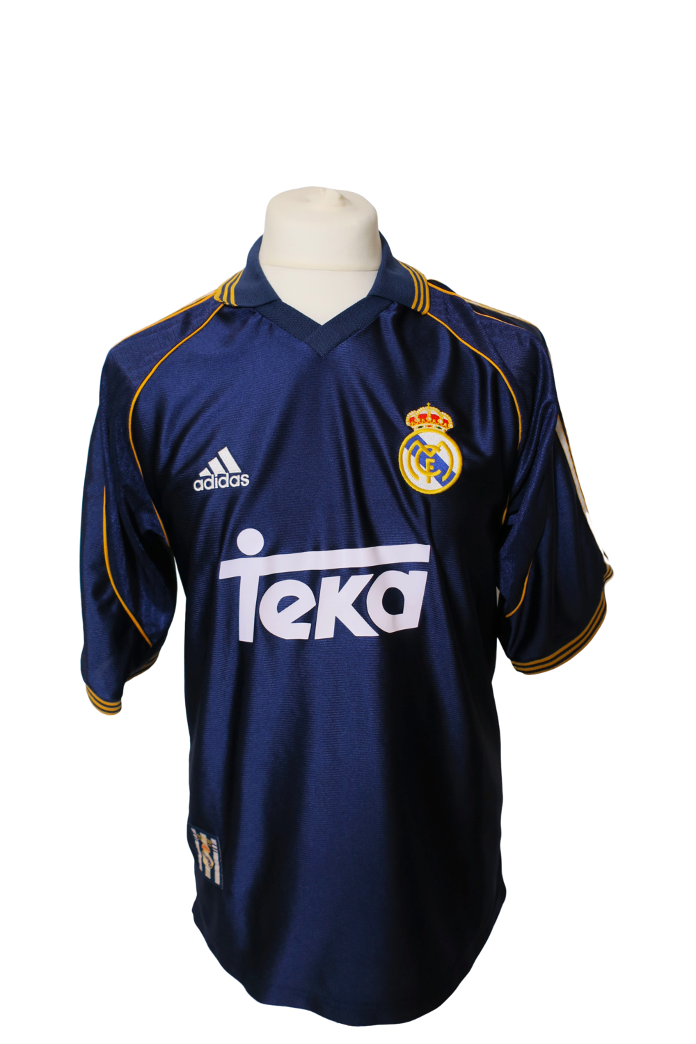Maillot Real Madrid Third 1999
