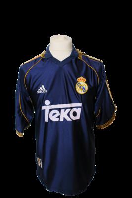 Maillot Real Madrid Third 1999