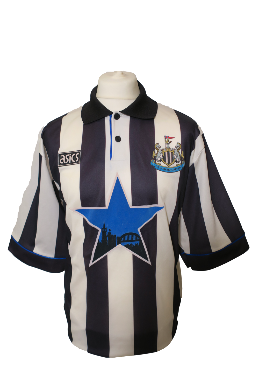 Maillot Newcastle United 1993/95