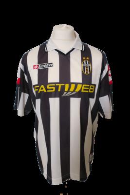 Maillot Juventus Home 2001/02
