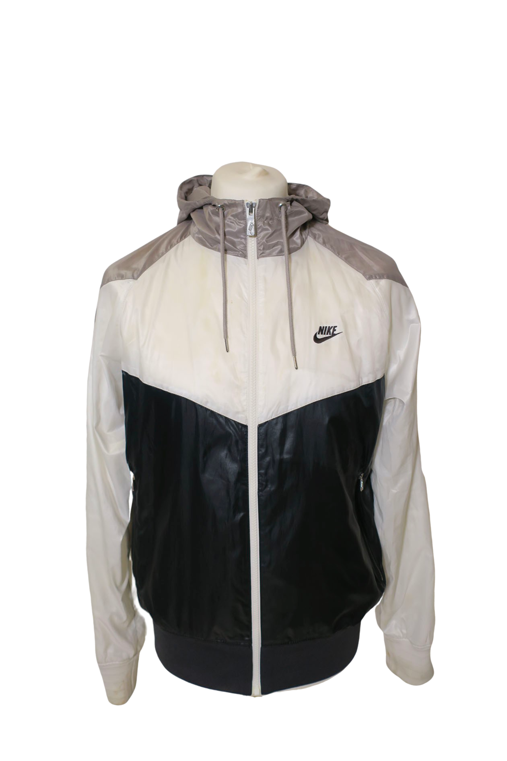 Nike White Windrunner