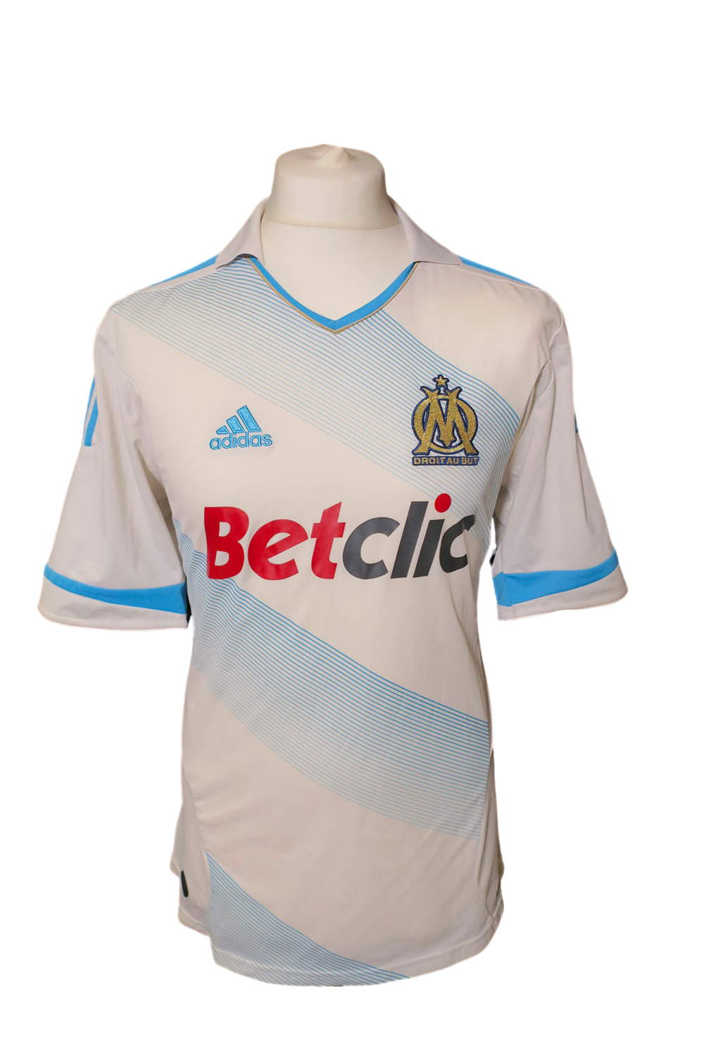 Maillot Olympique Marseille Home 2011-12