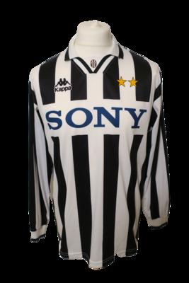 Maillot Juventus Home 1995/96