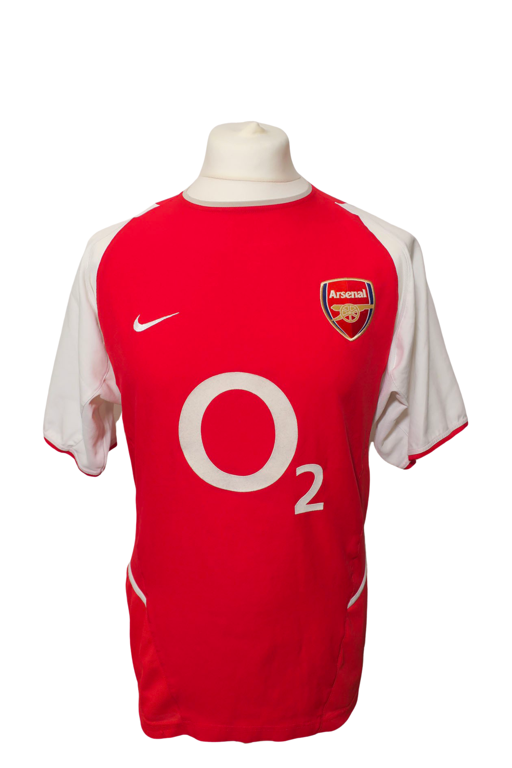 Maillot Arsenal Home 2002/03