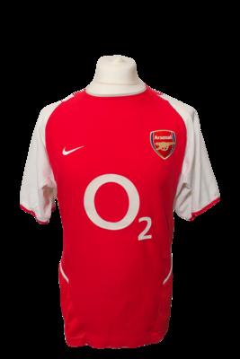 Maillot Arsenal Home 2002/03