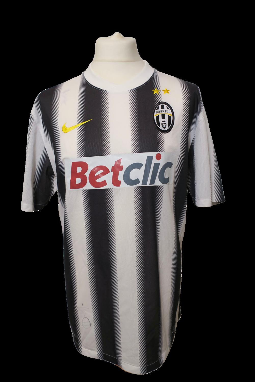 Maillot Juventus Home 2011/12