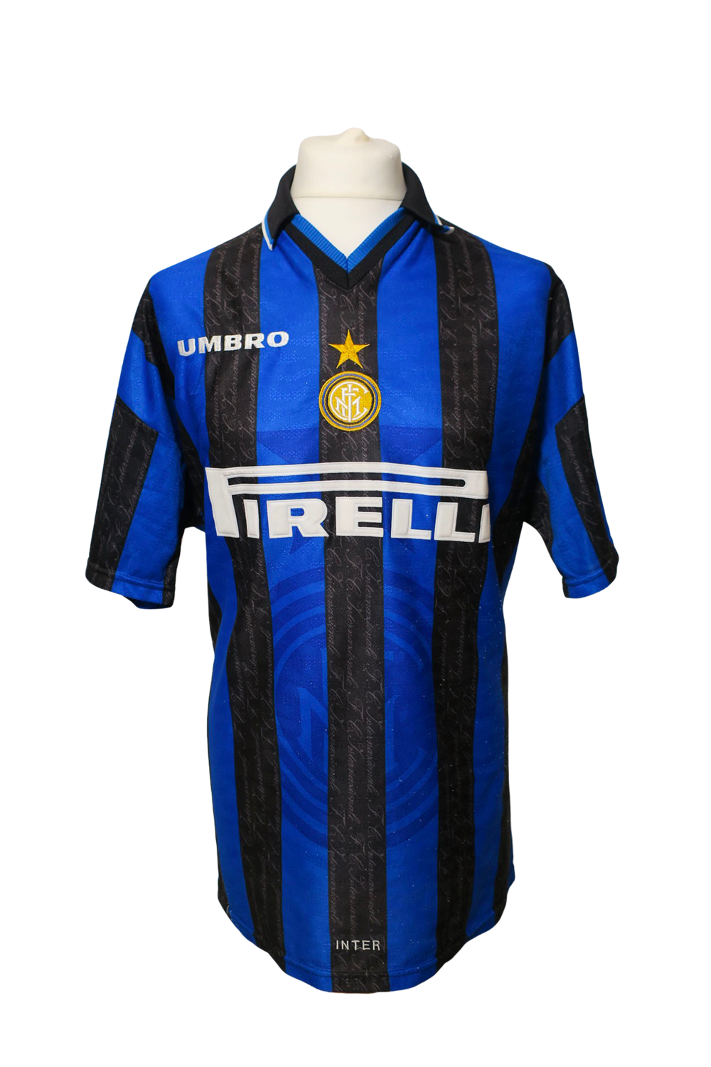 Maillot Inter Home 1997/98