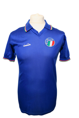 Maillot Italie Home 1986/90