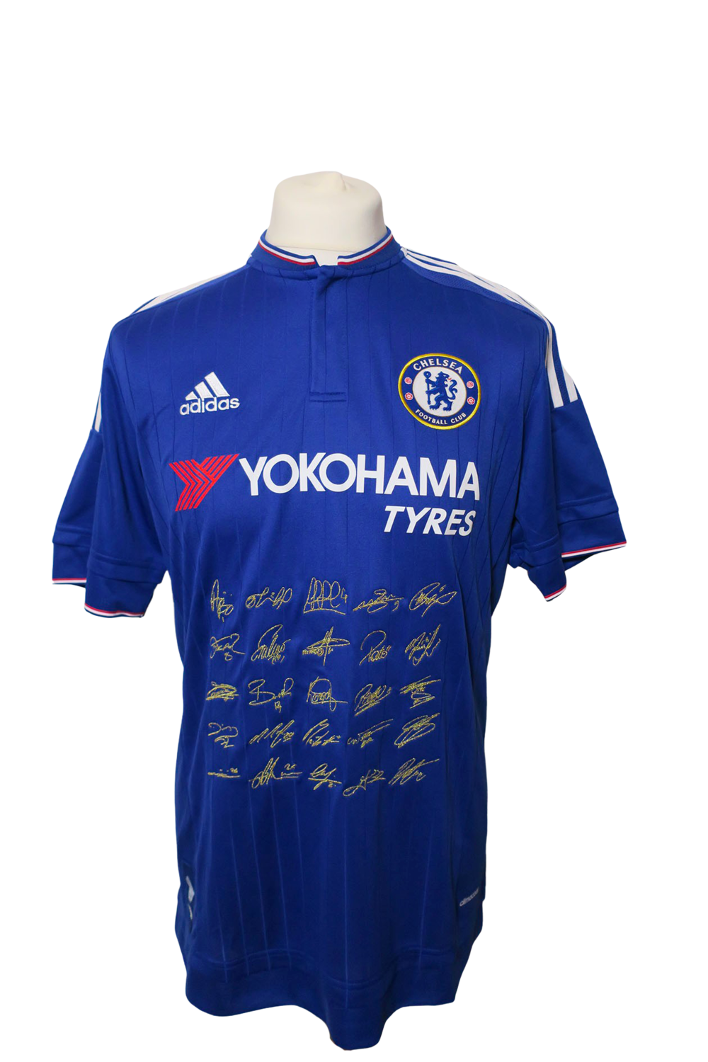Maillot Chelsea Home 2015/16 Pack Hublot Limited Edition MINT