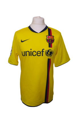 Maillot FC Barcelone Away 2008/09