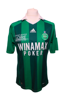 Maillot St Etienne Home 2011/12