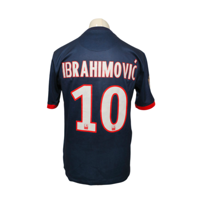 Maillot Paris Saint-Germain Home 2013/14 #10 Ibrahimović