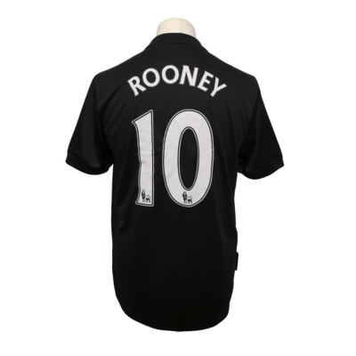 Maillot Manchester United Away 2009/10 N°10 Rooney