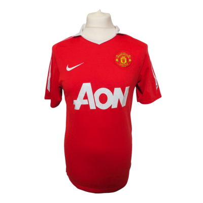 Maillot Manchester United Home 2010/11