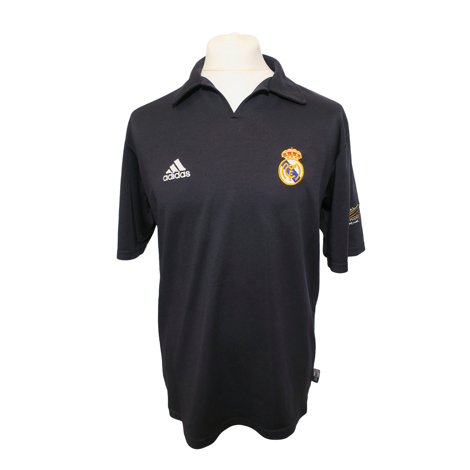 Maillot Real Madrid Centenary édition 2001/02