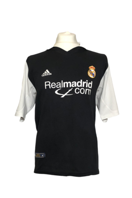 Maillot Real Madrid Away 2001