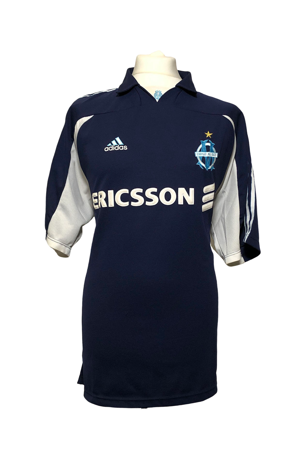 Maillot Olympique Marseille Away 1999/00