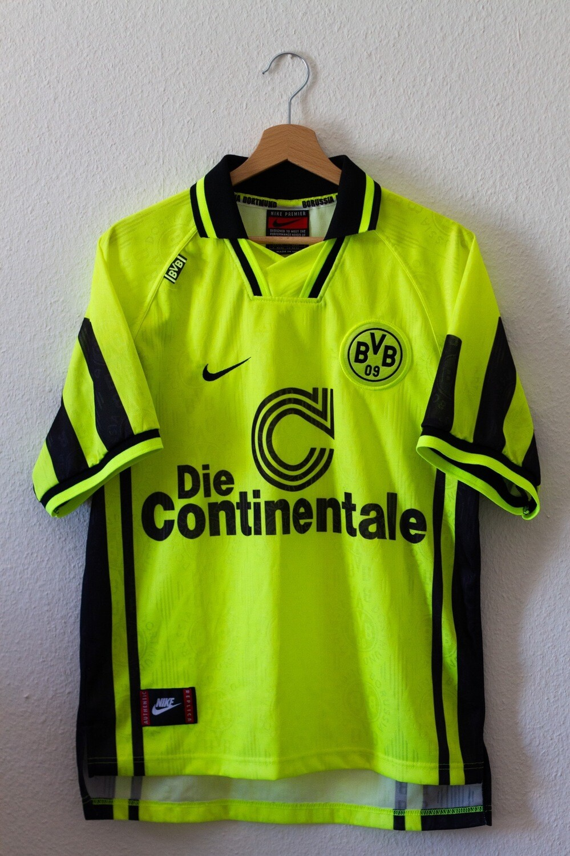 Maillot Dortmund Home 1996/97